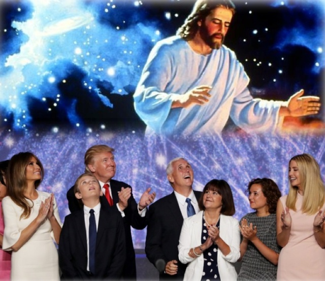 Jesus at RNC